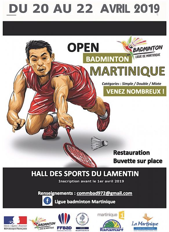 5ème Open de Martinique