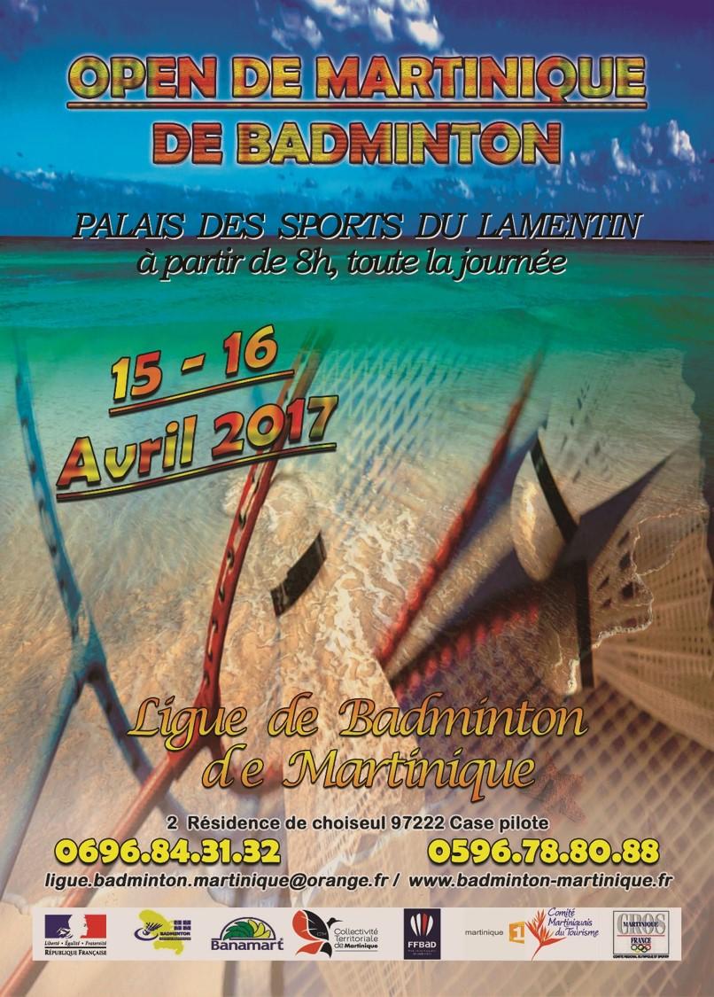 Open de Martinique 2017