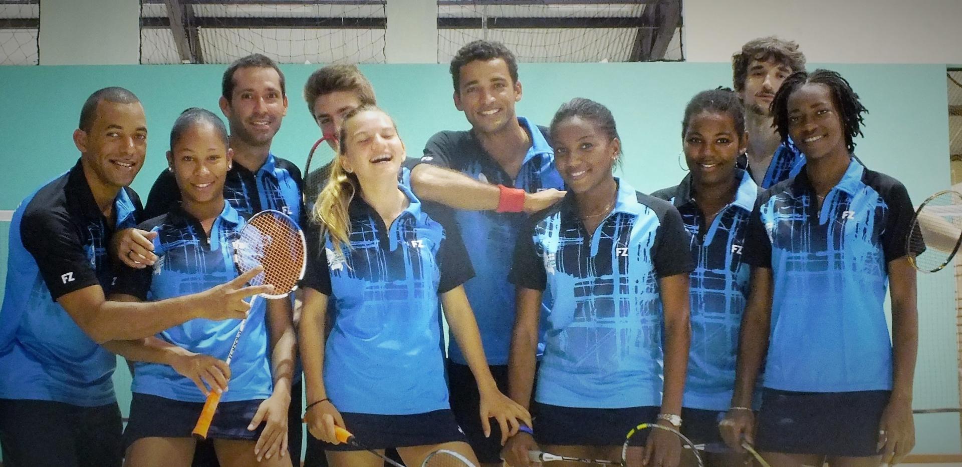 Equipe de la sélection de Martinique