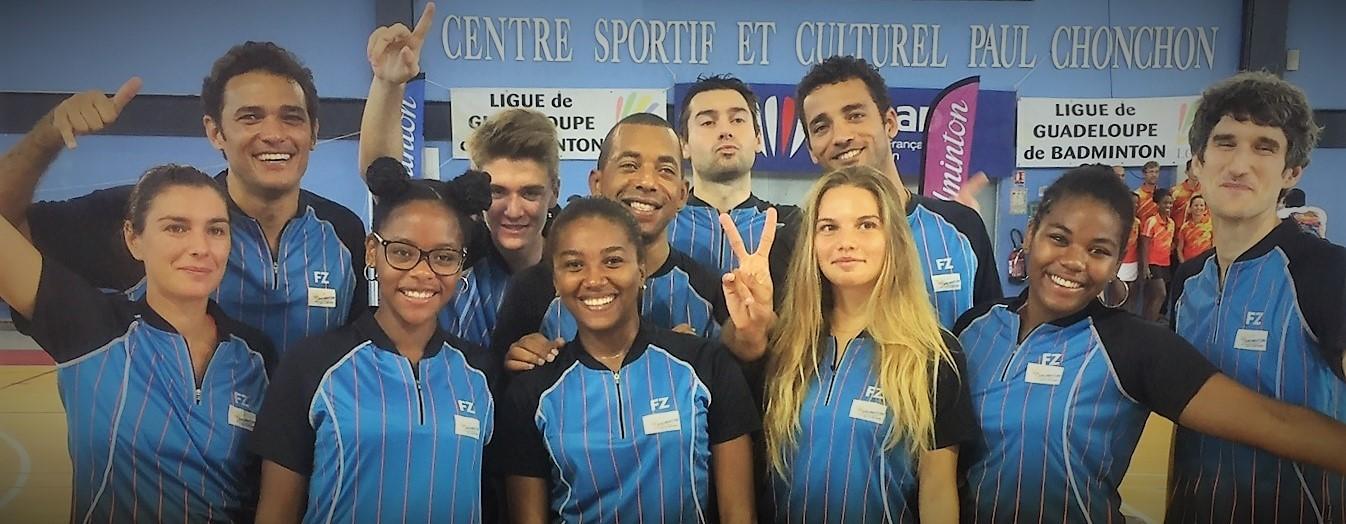 Accueil ligue de badminton de la martinique for Chambre agriculture martinique