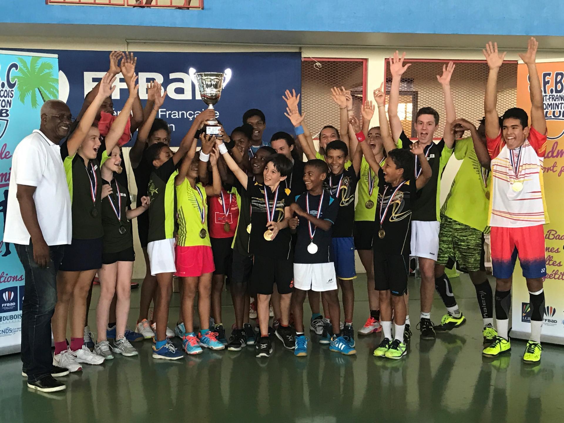 Championnat Antilles-Guyane Jeunes 2017