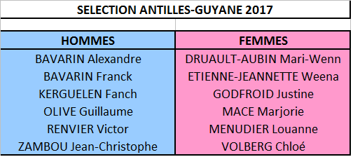 Selection ag 2018